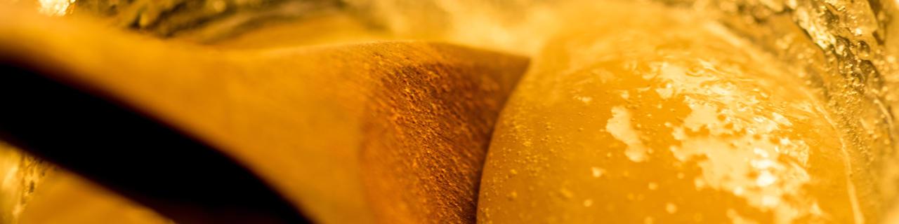 Reines organisches Gelee Royal